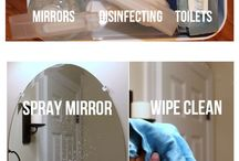 Cleaning tips / Tips
