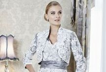Ian Stuart Belgravia Collection. / Gorgeous 2014 high summer collection by award winning designer Ian Stuart. Fabulous beading combined with stunning materials and designs for the perfect look on the day. Available in store. www.darcyweddings.co.uk