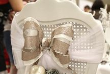 A Shabby Chic Christmas / Shabby Chic and Vintage Inspired Christmas Decorations