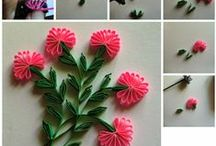 Quilling Tutorials / by Paper Crafts