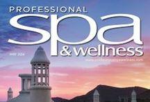 Professional Spa and Wellness magazine