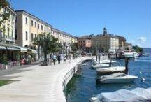 Saló Garda lake Italy / Beautiful pics of Salò