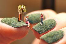 Miniature World / by Leila Jay