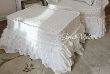 Shabby and Chic Chairs .