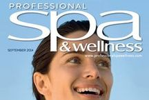 Professional Spa & Wellness September / Take a look at our most recent PSW issue - Subscribe here: http://ow.ly/AYCus
