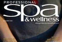 Professional Spa & Wellness October
