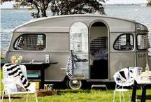 Glamping / Everything old is new again - camping redefined.