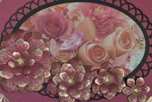 Gift Hutt Handcrafted Greeting Cards / Handcrafted greeting cards made by Patricia Manhire