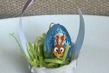 Made from egg carton / Various DIY crafts made from egg cartons