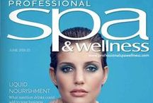Professional Spa & Wellness - June 2015 / Link to the entire magazine for June 2015: http://owl.li/PZpCZ