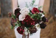 GREEN/RED/BLACK WED IDEAS