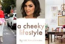 acheekylifestyle.com / A little taste of our blog.  Come, get to know us and stay a while!