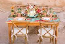 TRIBAL BOHO WEDDING IDEAS