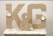 Wedding Ideas / Inspiration for my wedding and the outcome / by Kristen Ford