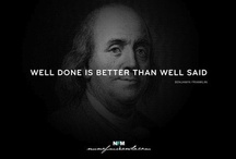 Memorable Words / Quotes that whitstood the test of time