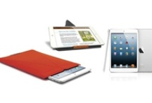 ExoShift - iPad Convertible Sleeve  / Award winning design, shapeshifting iPad/iPad mini sleeve stand case, slim and light weight, shift to create 2 different iPad stands. You'll love it.