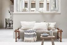 home: ideas & design / the atmosphere and the things I like
