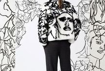 MIZU BLACK & WHITE  / The best pieces and inspiration in black and white   / by MIZU