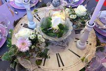 Côté table... / Retrouver les plus belles ambiances de table...