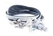 Bransoletki z zamka/Zippers Bracelets