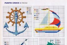 CROSS STITCH SEA