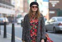 Street Style / Street style looks from around London, including London Fashion Week.