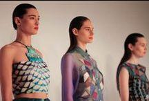 Graduate Fashion Week 2014 / Catwalk snaps from GFW14.