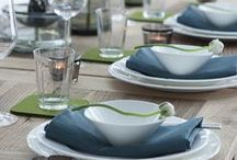 Rosendahl Grand Cru / The Grand Cru collection has been designed to put the food in focus.  The elegant design provides practical kitchen basics that will last a lifetime and is easy to combine with other tableware and cutlery.  On top of that we offer a 10 year warranty on porcelain.