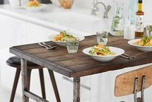 Plates / The design of our plates is simple and elegant - perfectly mixed with other materials.
