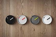 Table and wall clocks