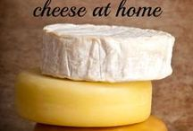 Cheese making / Cheeses to make and eat