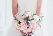 Bukiety ślubne / Ślubne kwiaty #bukiety  #ślub