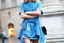 Love for denim by Laloliette
