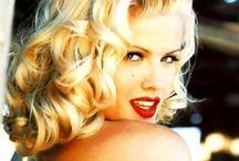Anna Nicole smith vs Marilyn