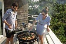 Barbecue party / Idées pour réussir une barbecue party !  Plus d'infos sur http://jardin-en-terrasse.com