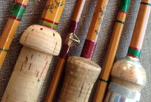 Cane fly rods