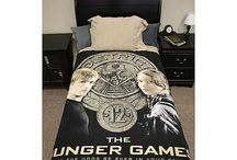 Hunger Games Designs for Bedroom / Ideas for Hunger Games themed bedrooms