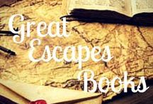 Great Escapes Books / Looking to escape into a great book? Go no further! Awesome authors, great books!