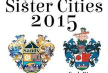 Sister Cities 2015 / October 2015: Conductor exchange between Sandy City and Riesa Germany with America West Symphony.