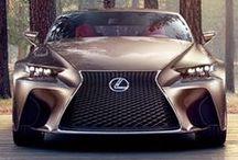 LF-FC / Lexus LF-FC concept car.