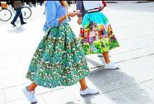 Skirts that Laloliette's Love