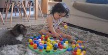 Jogos, brinquedos e brincadeiras / Dicas de brinquedos, brincadeiras e atividades para crianças