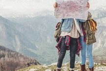 you and me | together / bucket list of a once in a lifetime adventure together