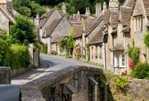 UK Countryside and Towns / What can be better than a collection of images that some up the quintessential British countryside and towns.