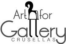 Art for Gallery / Galería arte online en Madrid ( España) especializada en pintura, fotografía y escultura.