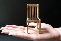 Mini Chairs Collection / by Flora Franco
