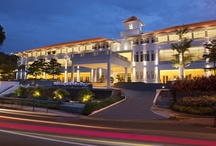 Singapore Island Delights / On Singapore's famous island resort of Sentosa, Mövenpick Hotels & Resorts has rewritten history. Literally. Explore the colonial heritage of this architectural gem.  / by Mövenpick Hotels & Resorts