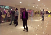 M Faraz Ahmed SA pictures In Mall