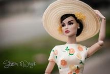< Fashion Doll > / by Flora Franco