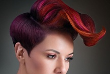Hair Color Burst